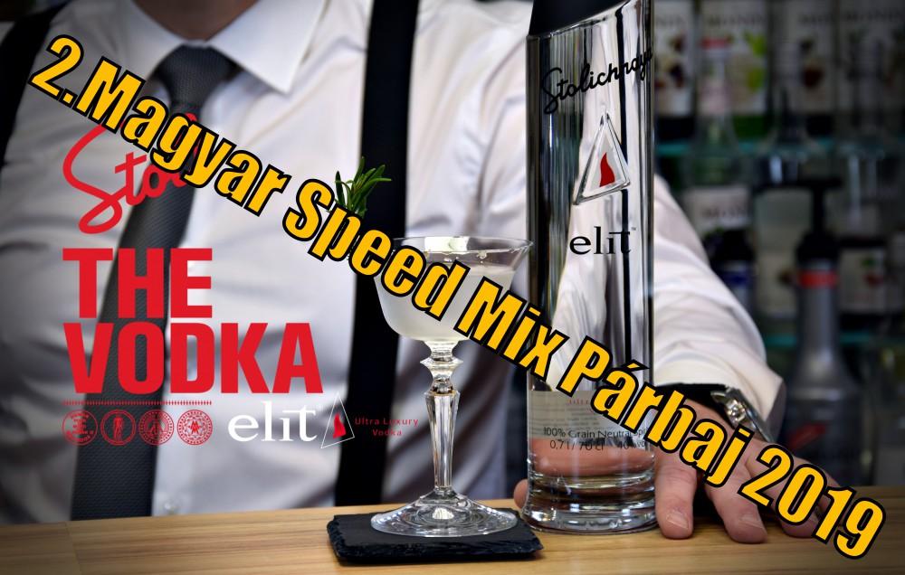 2. Magyar Speed Mix Párbaj 2019