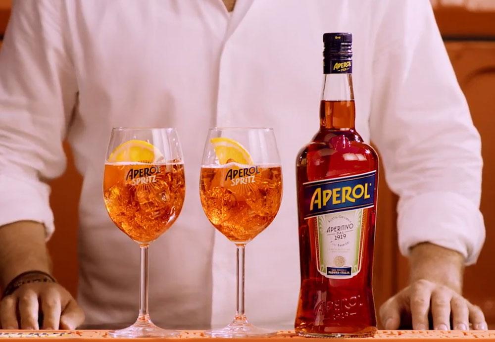 Egy örök olasz klasszikus: Aperol Spritz koktél recept