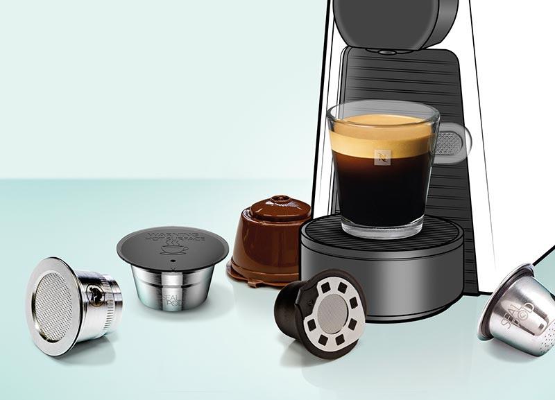 Az újratölthető kávékapszula: vajon jó megoldás?
