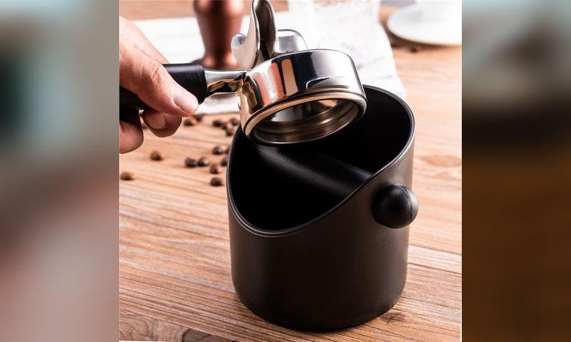 Egy eszköz amiről keveset beszélünk: Knockboxok. Valamint mit csináljunk a kávézaccal?