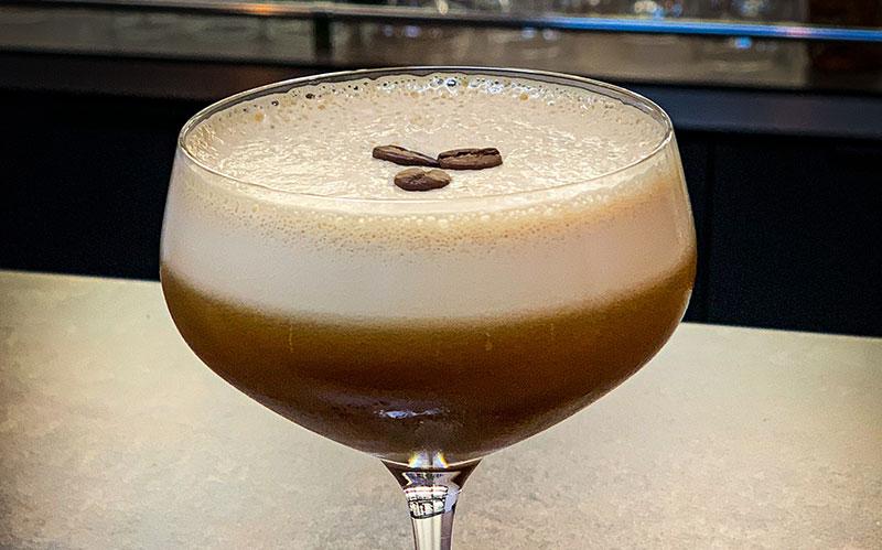 Vodka Espresso A.K.A. Espresso Martini recept